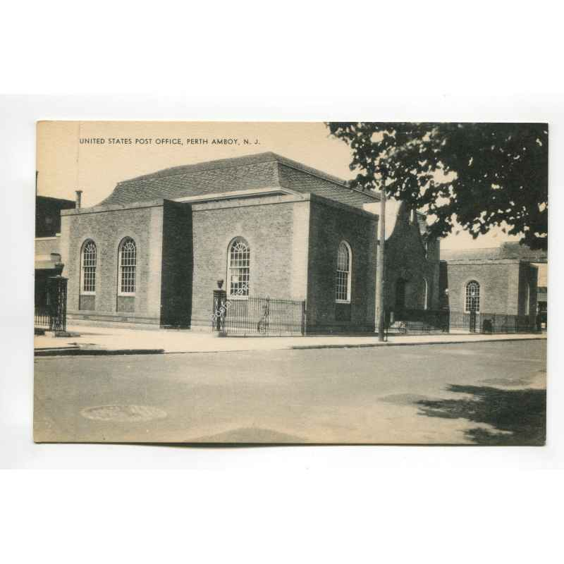 New Jersey : United States Post Office Perth Amboy New