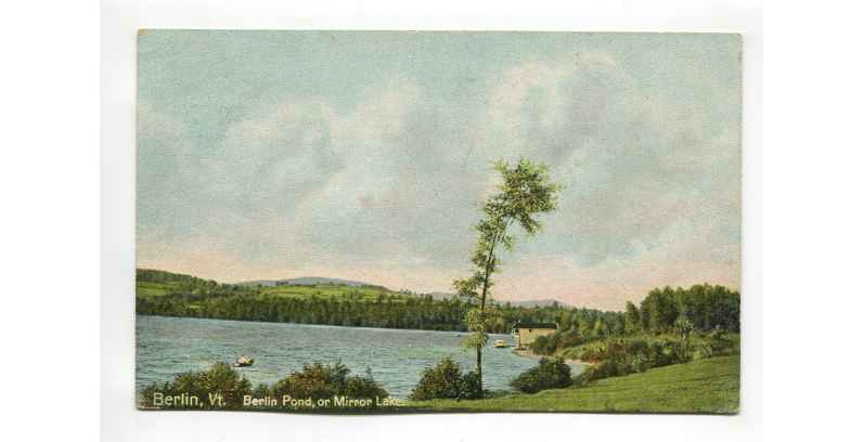 Berlin Pond Vermont